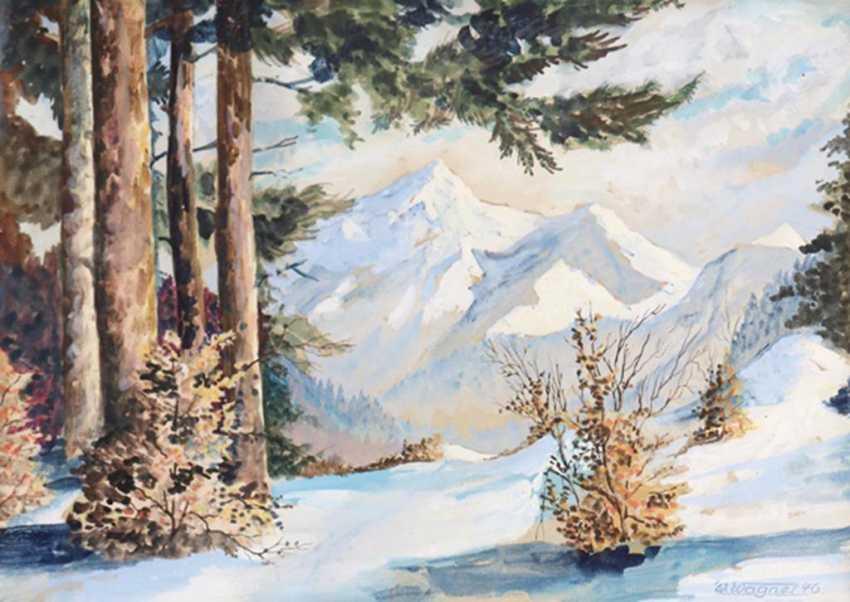 Winterlandschaften. - photo 1