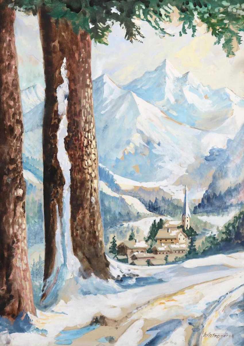 Winterlandschaften. - photo 2