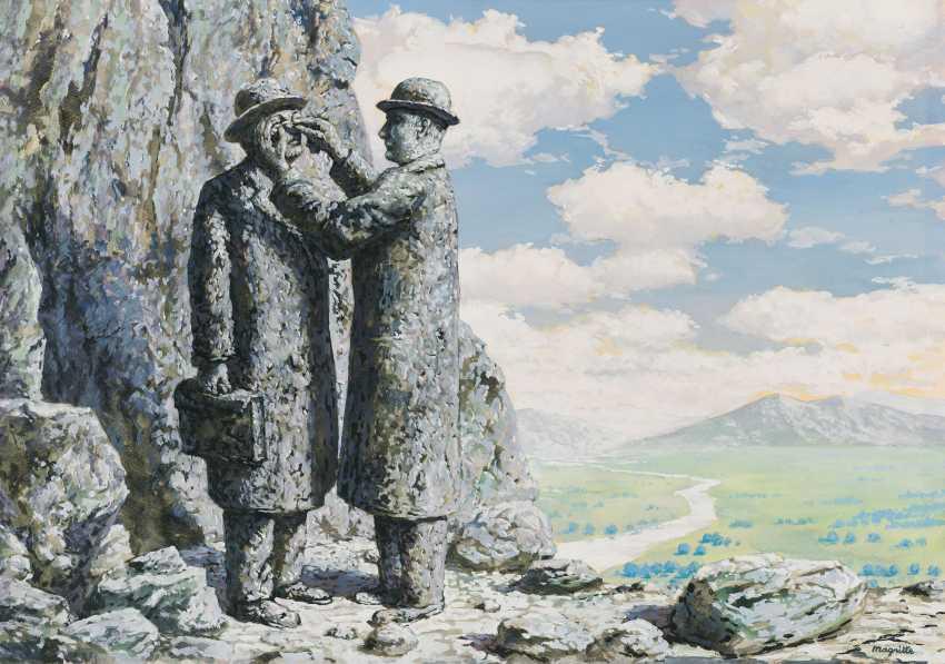 René Magritte (1898-1967) - photo 1