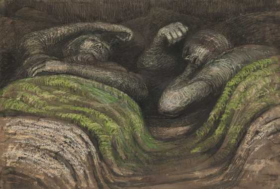 Henry Moore (1898-1986) - photo 1