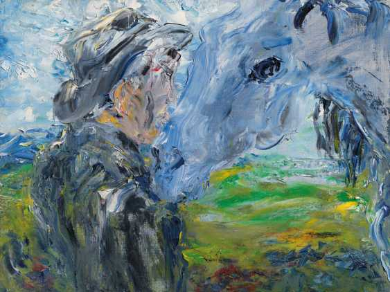 JACK BUTLER YEATS, R.H.A. (1871-1957) - photo 1