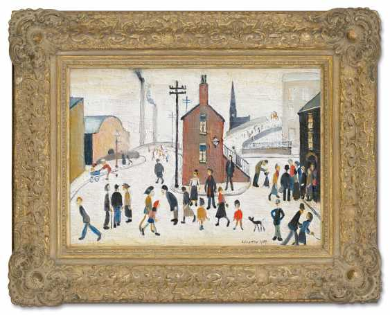 LAURENCE STEPHEN LOWRY, R.A. (1887-1976) - photo 2