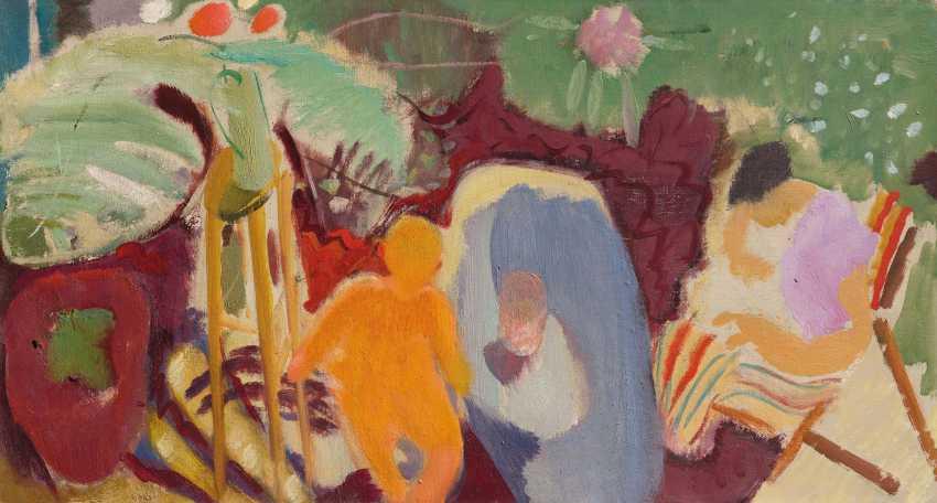 IVON HITCHENS (1893-1979) - photo 1