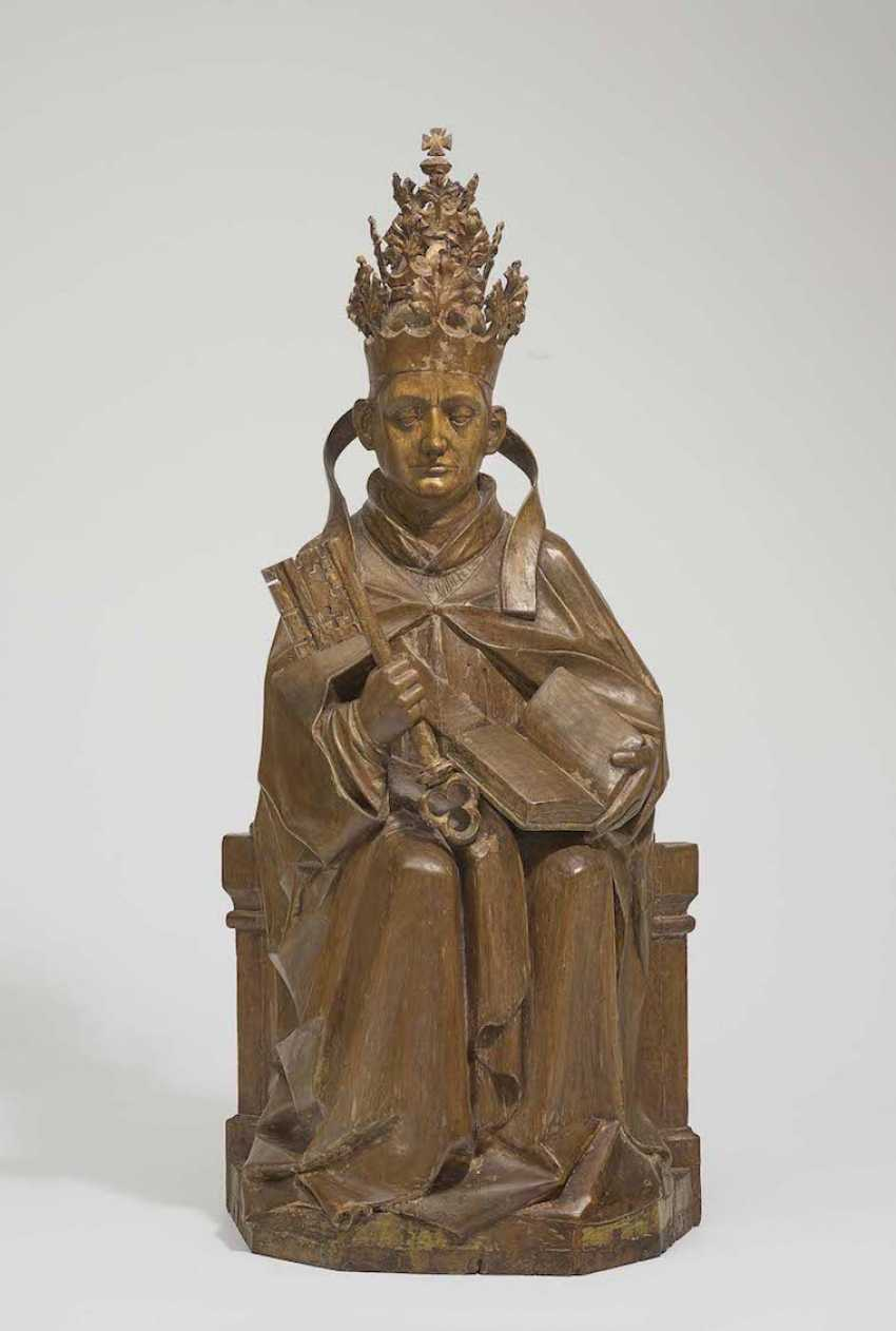 HL. PETER of the Rhine (?), to 1460/70 - photo 1