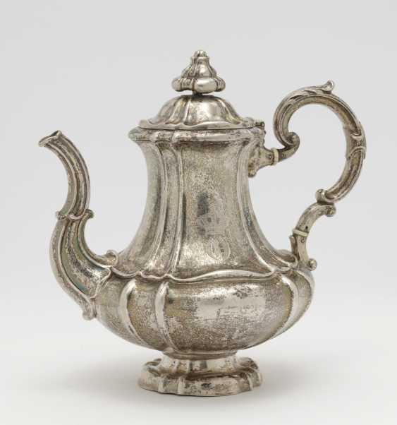 Coffee pot. Munich, 1859, Joseph II Westermayer - photo 1