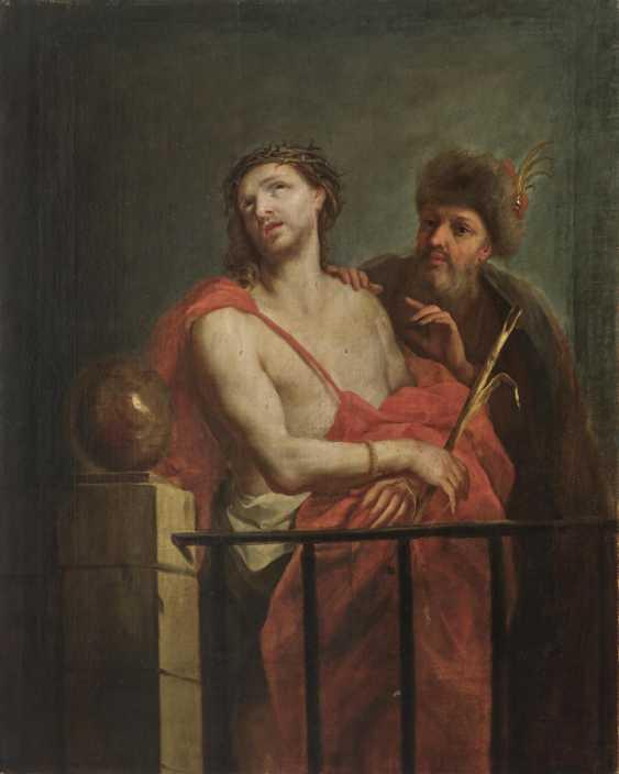 Ecce homo 1682 Neapel - 1752 Madrid. Jacopo Amigoni - photo 1