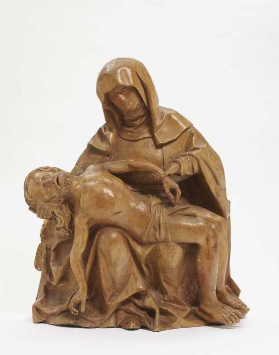 PIETÀ Danube, Dutch, early 16th century. Century - photo 1