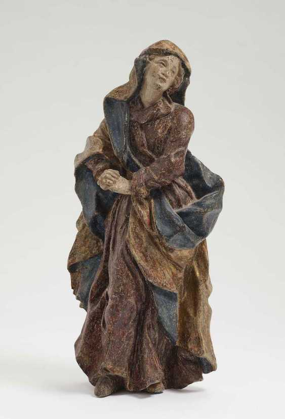 GRIEVING MARY, South Germany/Austria, at the end of 17. Century - photo 1