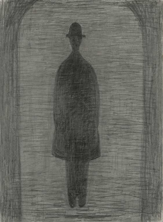 LAURENCE STEPHEN LOWRY, R.A. (1887-1976) - photo 1