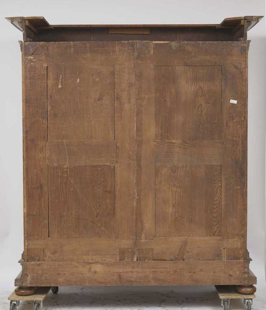 CABINET German, dat. 1705 - photo 3