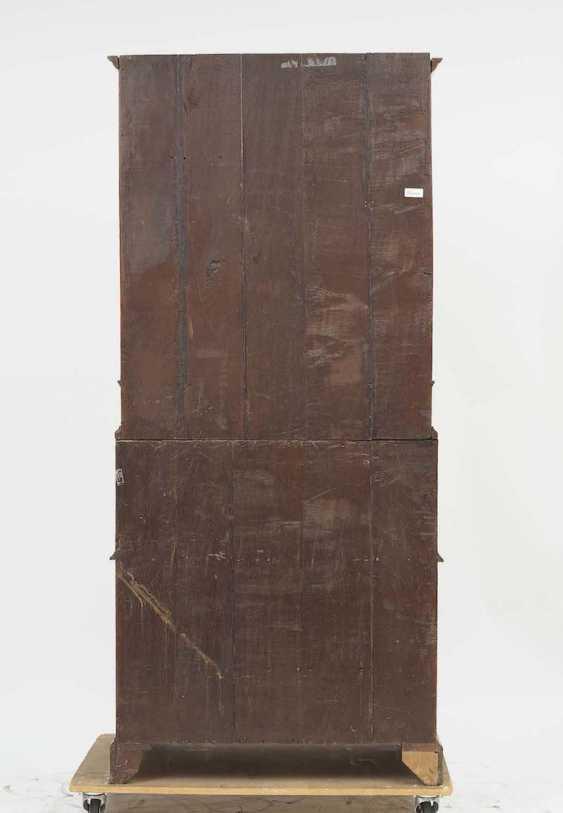 Top chest of drawers North write English, 1. Half of 18. Century - photo 3
