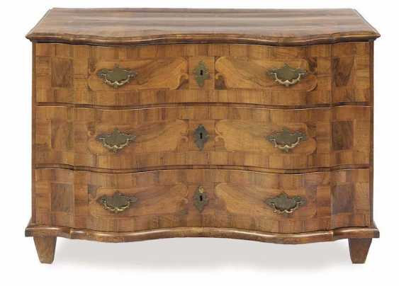 COMMODE South Germany, 18. Century - photo 1