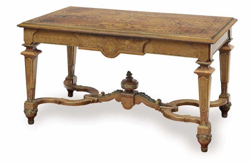 TABLE France, Napoleon III, 2. Half of the 19th century. Century - photo 1