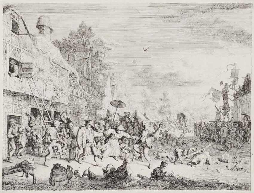 DUSART, CORNELIS 1660 Haarlem 1704 ibid. - photo 1