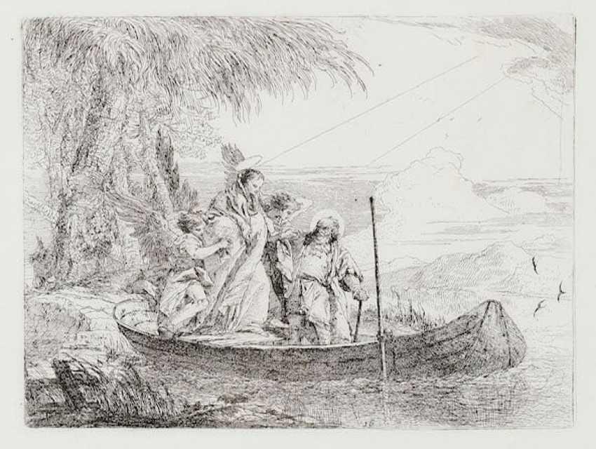 TIEPOLO, GIOVANNI DOMENICO 1727 Venedig - 1804 ebenda - photo 1
