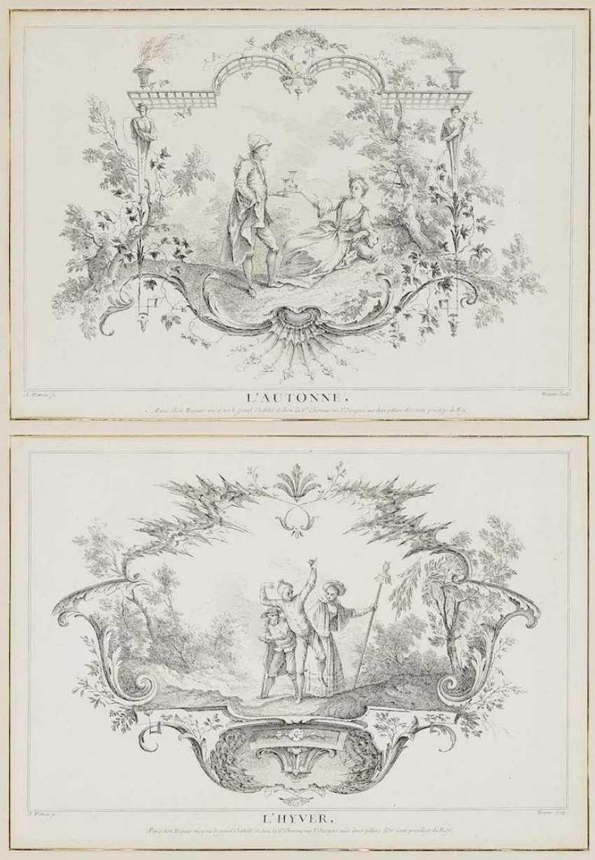 WATTEAU (GEN. WATTEAU DE LILLE), FRANÇOIS LOUIS JOSEPH 1758 Valenciennes - 1823, Lille, nach - photo 2