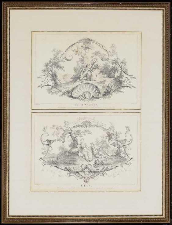 WATTEAU (GEN. WATTEAU DE LILLE), FRANÇOIS LOUIS JOSEPH 1758 Valenciennes - 1823, Lille, nach - photo 3