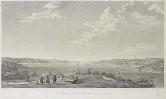 MELLING, ANTON IGNAZ 1763 Karlsruhe - 1831 Paris, according to - photo 1