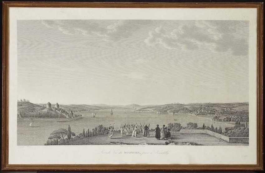 MELLING, ANTON IGNAZ 1763 Karlsruhe - 1831 Paris, according to - photo 2