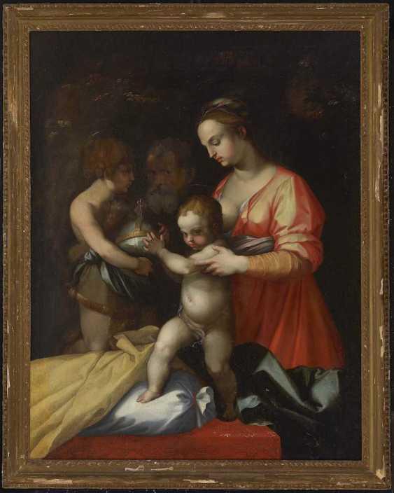 SARTO, ANDREA DEL 1486 Florence 1530 ibid., successor - photo 4
