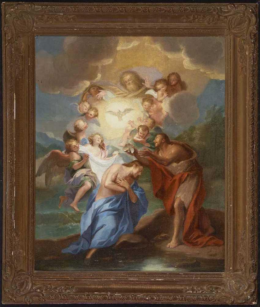 COYPEL, ANTOINE, 1661, Paris - 1722 ibid., successor - photo 2