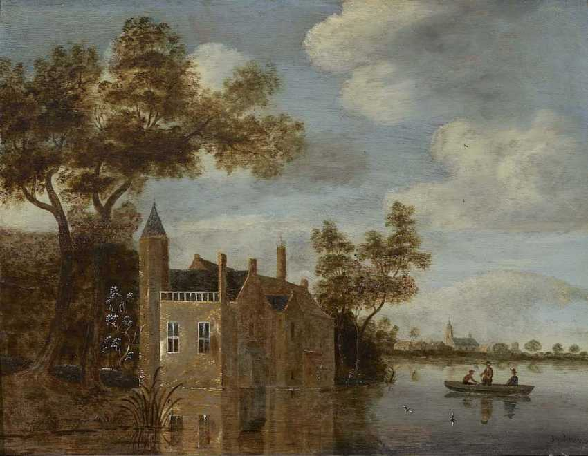VEEN, BALTHASAR VAN DER 1596/97, Amsterdam (?) - after 1657 Haarlem - photo 1