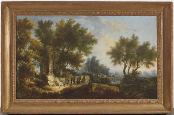 HUYSMANS, JAN BAPTIST 1654 - Antwerp 1716 ibid, perimeter - photo 2