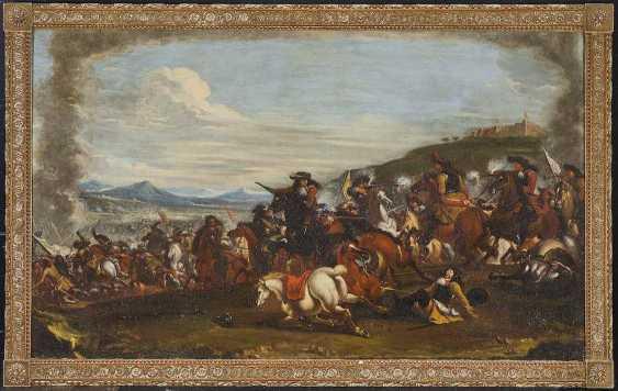 COURTOIS, JACQUES, GEN. THE BURGUNDIAN 1621 St. Hippolytus/Franche-Comté - photo 2