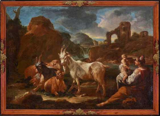 ROOS, PHILIPP PETER ('Rosa da Tivoli') 1657 St. Goar - 1706 Rom - photo 2