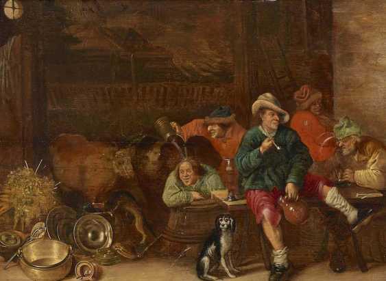 BOGAERT, HENDRICK HENDRICKS. 1626/7 Amsterdam - 1675, ibid., attributed to - photo 1