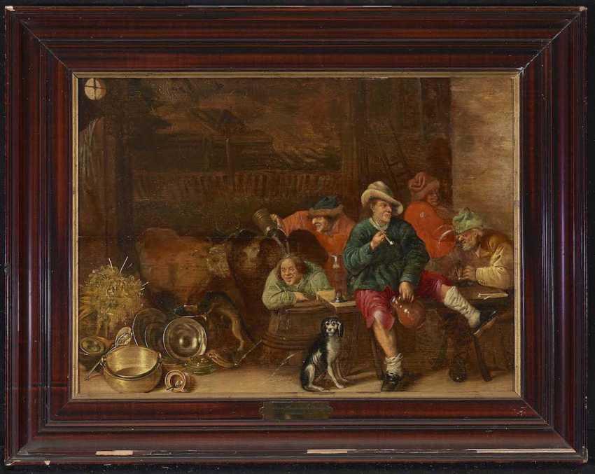 BOGAERT, HENDRICK HENDRICKS. 1626/7 Amsterdam - 1675, ibid., attributed to - photo 2