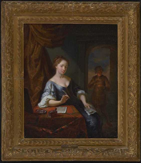 MONI, LOUIS DE Breda 1698 - 1771 Leiden, attributed to - photo 2