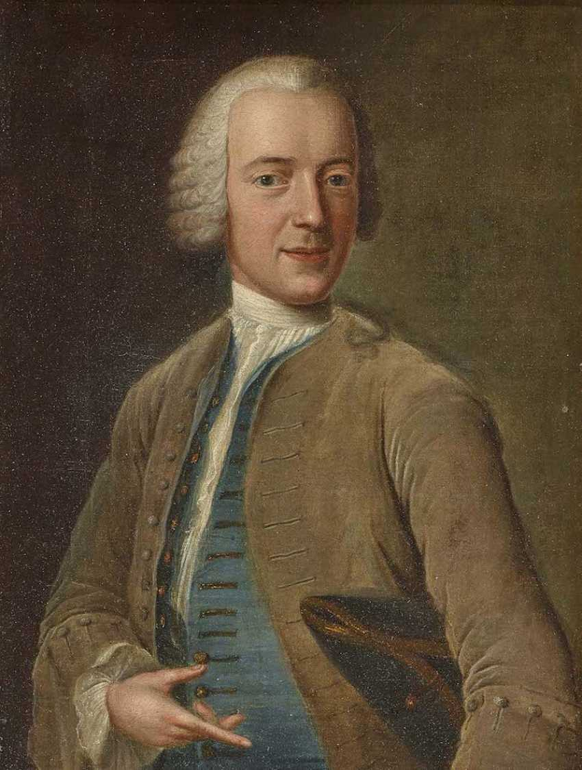 ZIESENIS, JOHANN GEORG 1716 Copenhagen in 1776, Hanover - photo 1