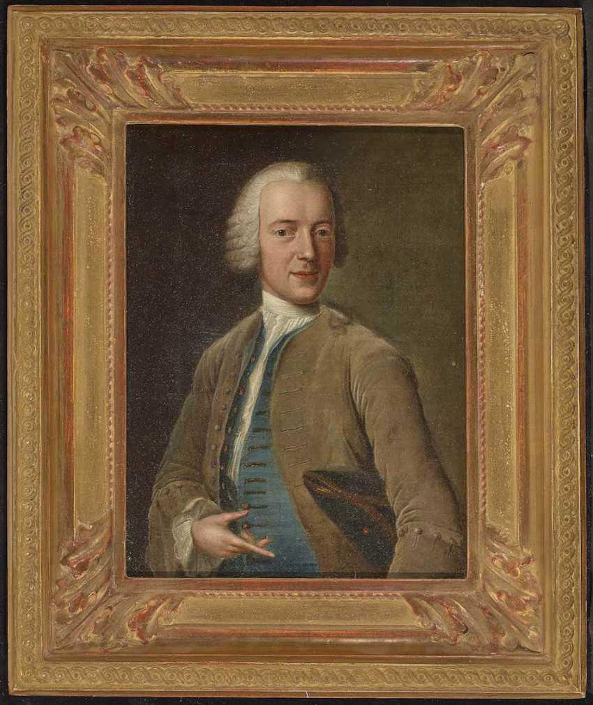 ZIESENIS, JOHANN GEORG 1716 Copenhagen in 1776, Hanover - photo 2