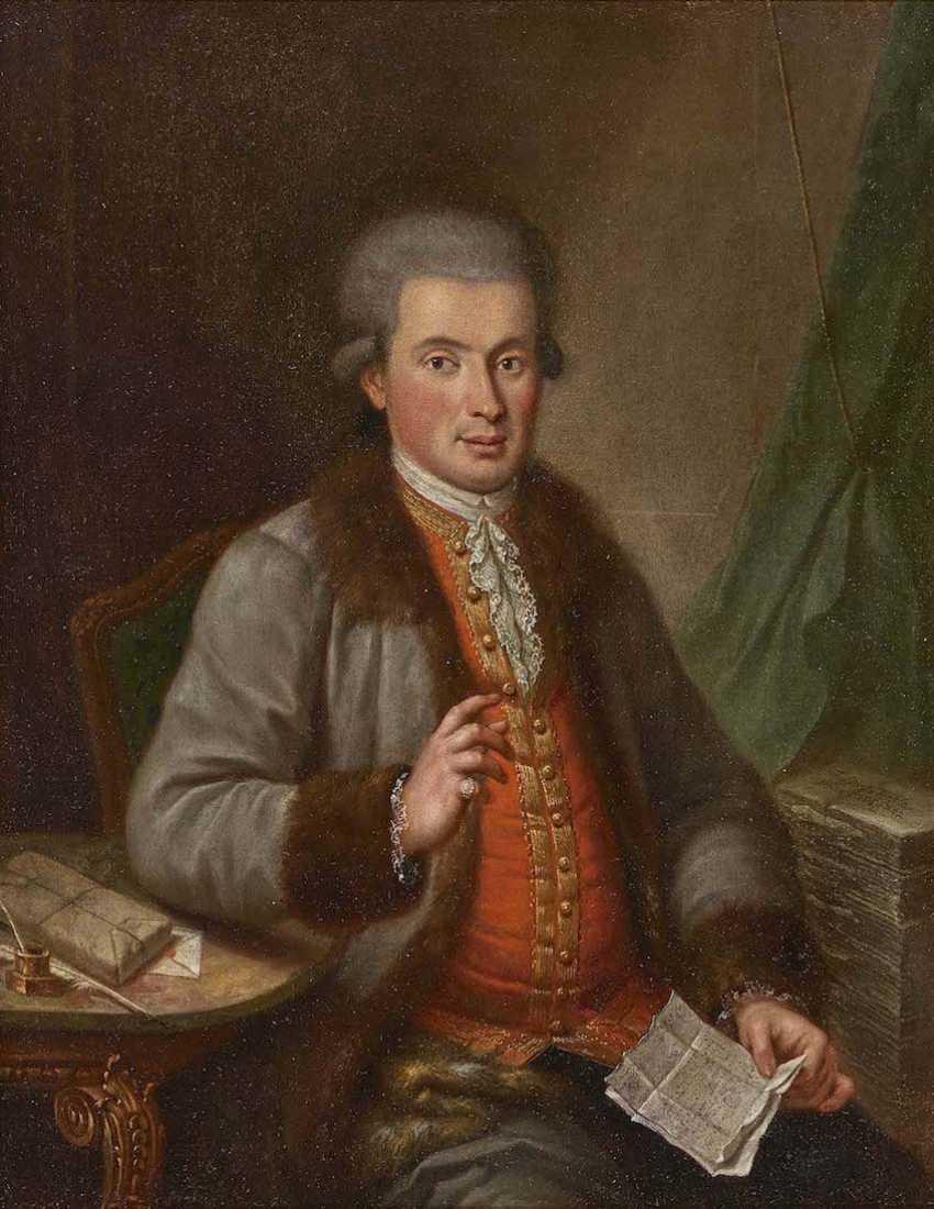 DEGLE, FRANZ JOSEPH 1724 Augsburg - 1812 ibid - photo 1