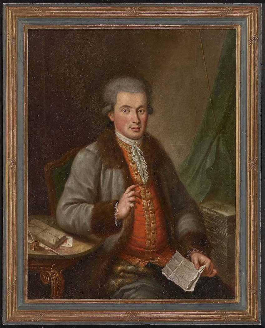 DEGLE, FRANZ JOSEPH 1724 Augsburg - 1812 ibid - photo 3