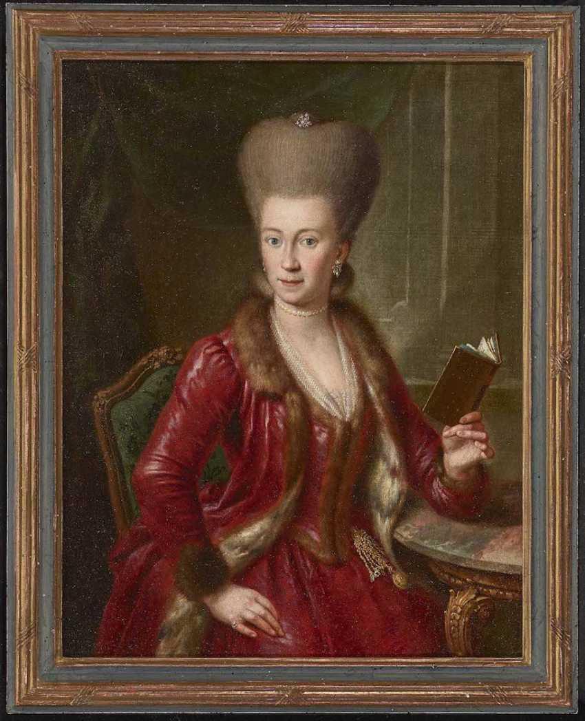DEGLE, FRANZ JOSEPH 1724 Augsburg - 1812 ibid - photo 4