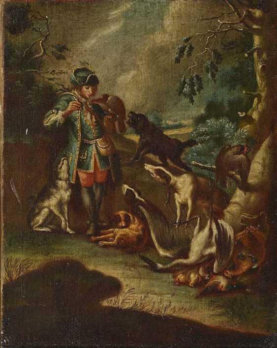 RIDINGER, JOHANN ELIAS 1698 Ulm - 1767 Augsburg, perimeter - photo 1