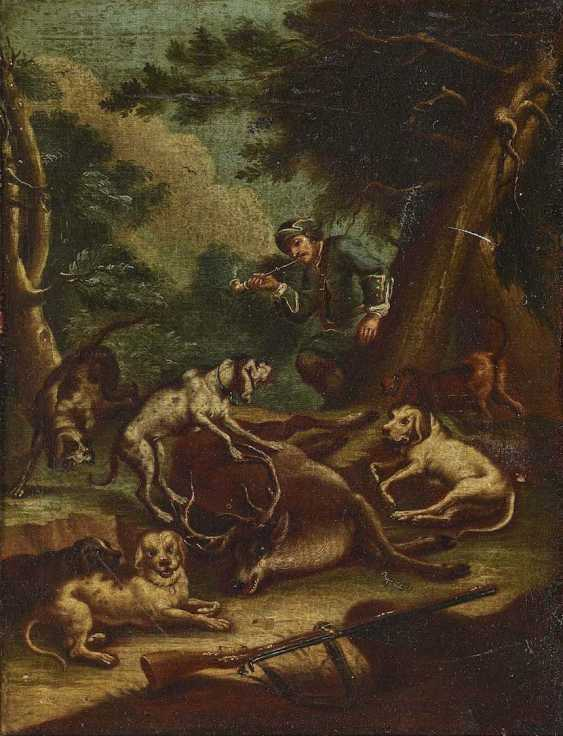RIDINGER, JOHANN ELIAS 1698 Ulm - 1767 Augsburg, perimeter - photo 2