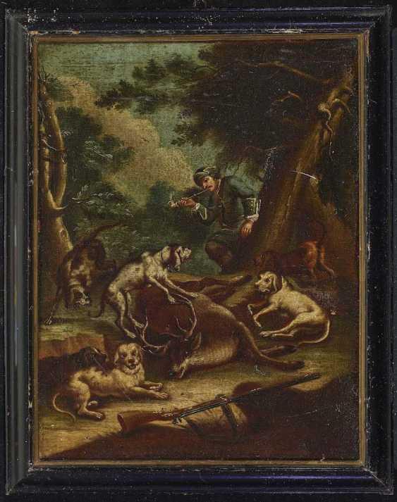 RIDINGER, JOHANN ELIAS 1698 Ulm - 1767 Augsburg, perimeter - photo 3
