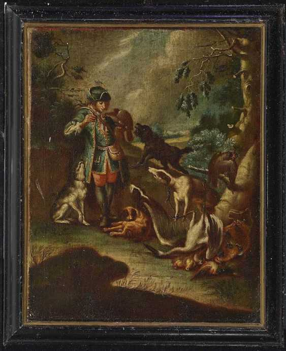 RIDINGER, JOHANN ELIAS 1698 Ulm - 1767 Augsburg, perimeter - photo 4