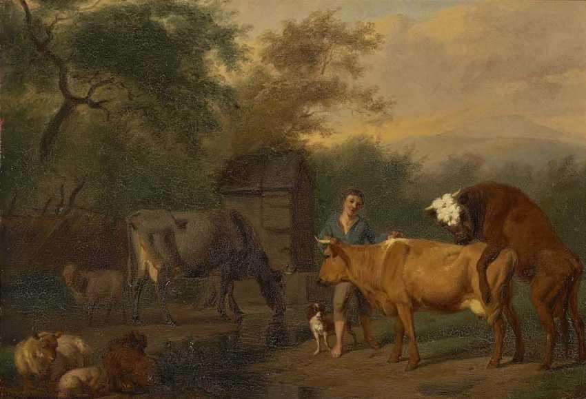 KOBELL, JAN II, 1778 Delfshaven - 1814 Amsterdam, attributed to - photo 1