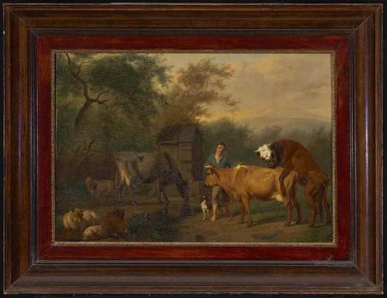 KOBELL, JAN II, 1778 Delfshaven - 1814 Amsterdam, attributed to - photo 2