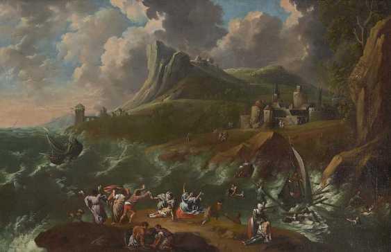 VERNET, CLAUDE-JOSEPH 1714 Avignon - 1789 Paris, a succession - photo 1