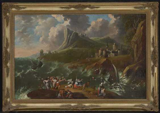 VERNET, CLAUDE-JOSEPH 1714 Avignon - 1789 Paris, a succession - photo 2