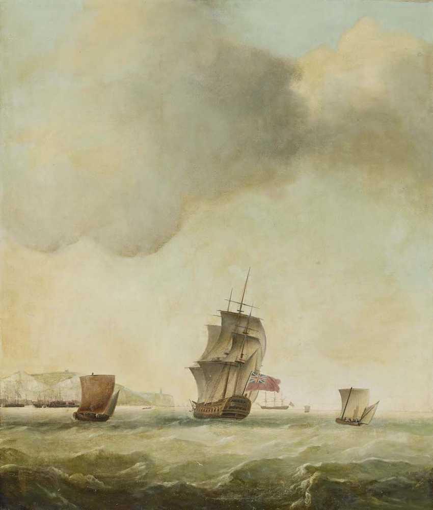 SWAINE, FRANCIS um 1720 o. 1740 London - 1782 o. 1783 London-Chelsea, Art des - photo 1