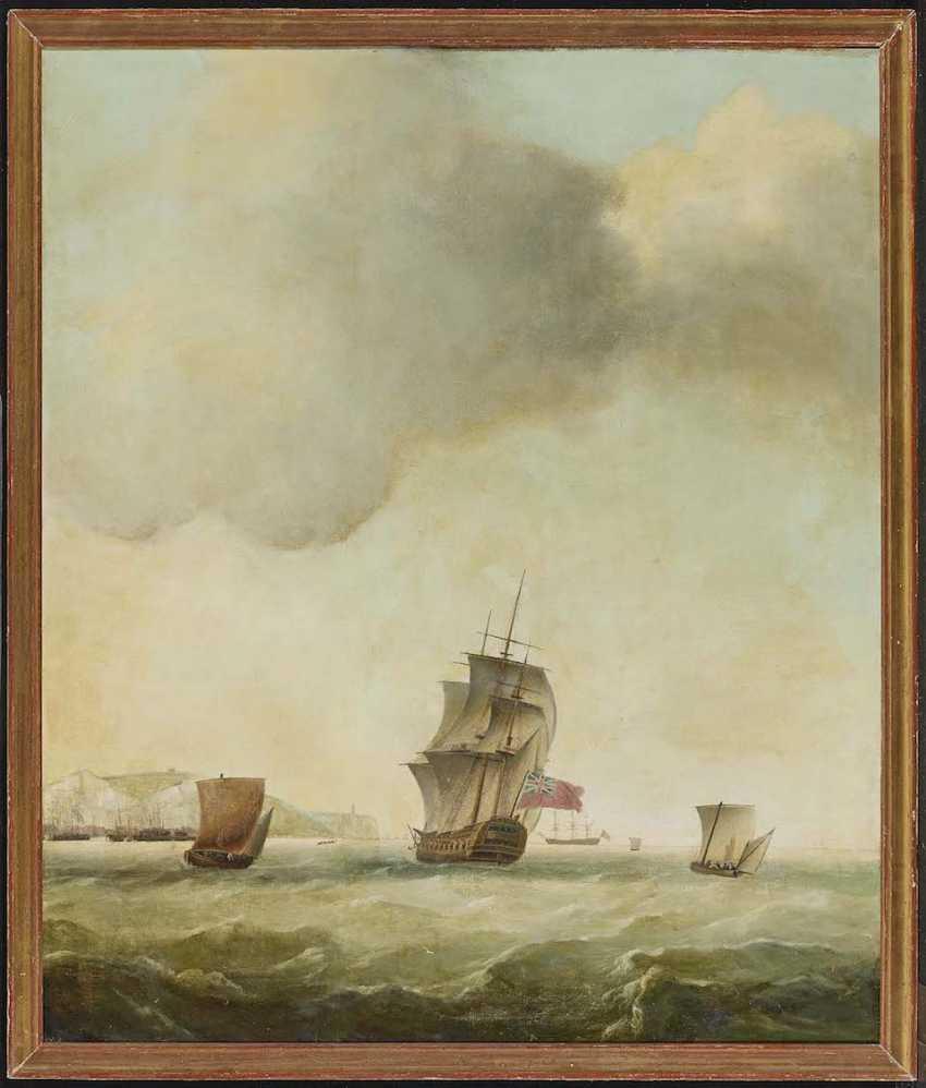 SWAINE, FRANCIS um 1720 o. 1740 London - 1782 o. 1783 London-Chelsea, Art des - photo 2