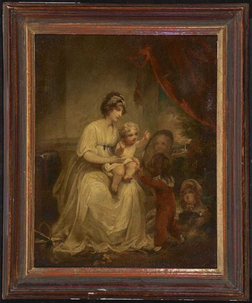 SINGLETON, HENRY 1766 London in 1839, ibid., attributed to - photo 2