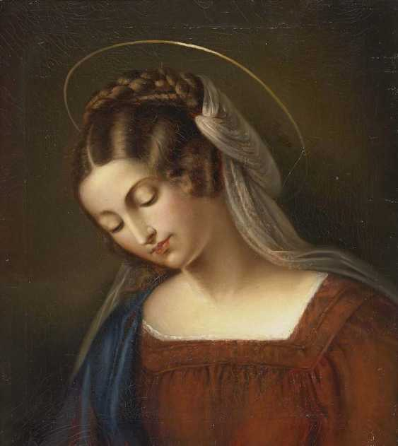 Ellen Rieder, MARIA (ANNA M.) in 1791, Constance - 1863, ibid., attributed to - photo 1