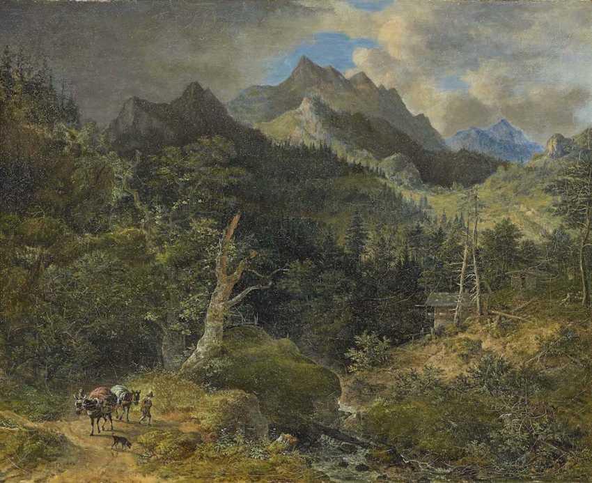 DORNER, D. J., JOHANN JAKOB 1775 Munich in 1852, ibid. - photo 1